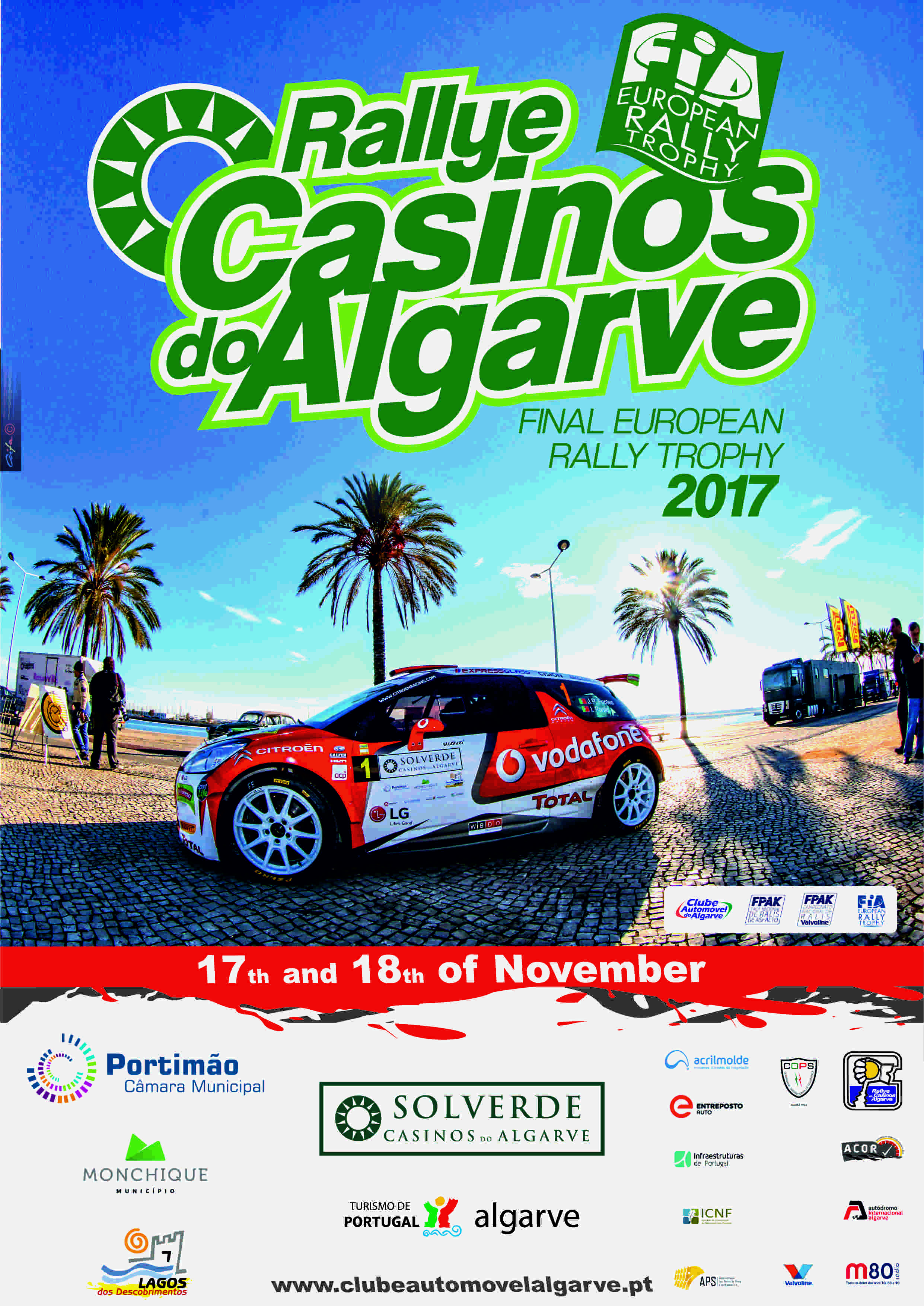 Rallye casinos do algarve 2014 poker flat