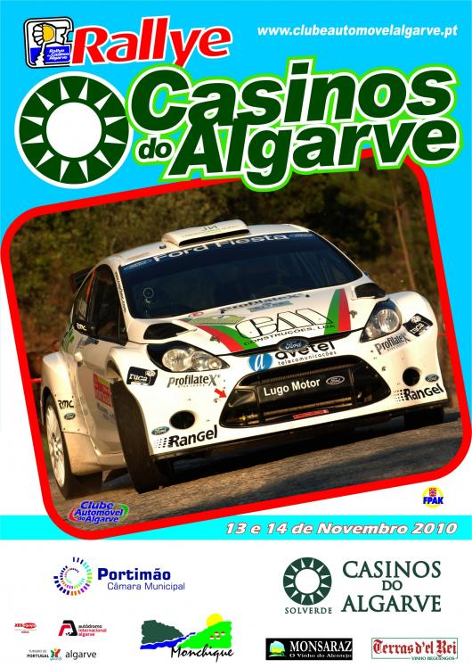 Rallye Casinos do Algarve 2010 2010